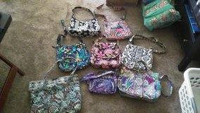 Lot of Vera Bradley Purses/ Bags in Tinley Park, Illinois