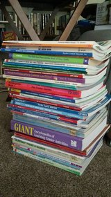 JUST REDUCED! Lot of 42 Teacher Resource Books Pre-K Daycare in Chicago, Illinois