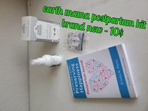 Earth Mama Postpartum Kit brand new in Converse, Texas