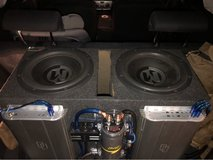 Subs and Amps set up (Price Reduced) in Okinawa, Japan