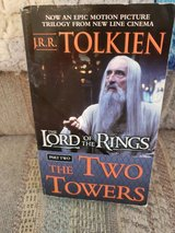 The Lord of the Rings Part 2:  The Two Towers by J.R.R. Tolkien, Paperback, VGC in Warner Robins, Georgia