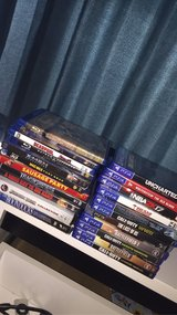 DVD's and Games. Excepting offers in Okinawa, Japan