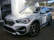 BMW X1 xDrive28i Military Sales Promotion in Ramstein, Germany