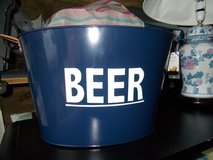 New Beer Cooler Drinks Pails in Lakenheath, UK