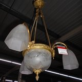 Lovely Antique Ceiling Lamp        Article number: 043214 in Ramstein, Germany