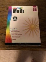7th grade math book in Alamogordo, New Mexico