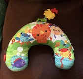 Fisher Price Tummy Time  Bobpy Pillow Vibrates & Music in Westmont, Illinois