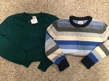 Boys size XS sweaters! in Naperville, Illinois