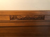antique twin bed frame in Fort Campbell, Kentucky