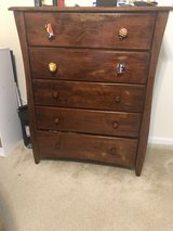 5 Drawers Chest in Hampton, Virginia