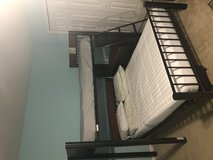Twin/Full Bunkbed with desk-Mattress included in Hampton, Virginia