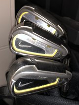 Nike Sasquatch golf clubs in Camp Pendleton, California
