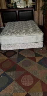 extra thick nice full size mattress and boxsprings in Fort Campbell, Kentucky