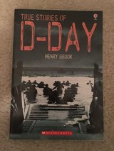 NEW True Stories of D-Day book in Camp Lejeune, North Carolina