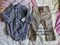 9-12 month outfit in Okinawa, Japan