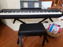 Yamaha p45 digital piano in Fort Campbell, Kentucky