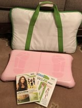 Wii Balance Board w/Sleeve, Carrying Case, Wii Fit Plus and Jillian Michaels' Fitness Ultimatum in Elizabethtown, Kentucky