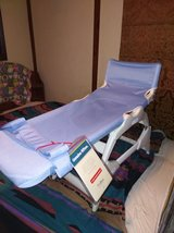 Rifkin bath transfer chair and Rifkin toilet.seat new in Fort Campbell, Kentucky