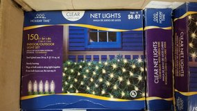 240 sq ft  Christmas Net Lights  Indoor or Outdoor in Spring, Texas