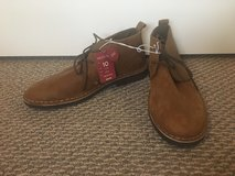 New! Men's Shoes - Genuine Leather Sz 10 in Chicago, Illinois