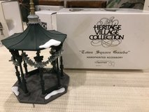 Dept 56 Town Square Gazebo #5513-1 Heritage Village Collection Retired in Naperville, Illinois