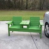 DOUBLE CHAIR BENCH in Kingwood, Texas