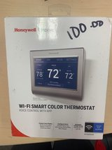 Honeywell Smart Wi-Fi 7-Day Programmable Color Touch Thermostat in Fort Riley, Kansas
