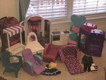"My Life doll furniture and accessories  ""All in excellent condition "" in Warner Robins, Georgia"