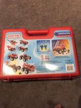 Erector fire rescue set (ages 5+) builds 8 different models in Yorkville, Illinois