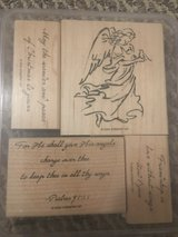 Stampin' Up SU On Angel Wings 4 Stamp Set in Westmont, Illinois