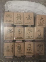 Stampin' Up SU A Little Love 12 Stamp Set in Bolingbrook, Illinois