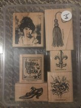 Stampin' Up SU Days Gone By 6 Stamp Set in Chicago, Illinois