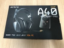 Astro A40TR + MixAmp Pro in Okinawa, Japan