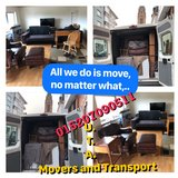 U.T.A. Movers and Transport,  Pick Up and Delivery, assemble and installation in Ramstein, Germany