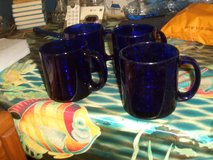 cobalt blue mugs in Wilmington, North Carolina