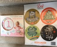 new baby tummy stickers in Yorkville, Illinois