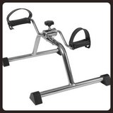 """DRIVE Lightweight Mini Pedal Exerciser/Leg and Arm Exerciser/Color Dark Silver** in Okinawa, Japan"