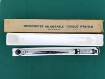 Micrometer Adjustable Torque Wrench in Wilmington, North Carolina