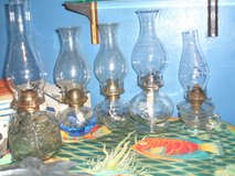 oil lamps in Wilmington, North Carolina