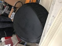 Jeep Spare Tire cover in Fort Polk, Louisiana