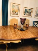Pristine Conditioned Oak Table & Queen Bed in Cherry Point, North Carolina
