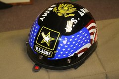 Motorcycle Helmet in Fort Campbell, Kentucky