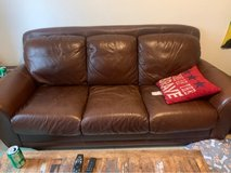 Couch and loveseat set in Spangdahlem, Germany