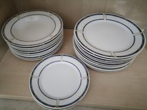23 nice Porcelain plate in Spangdahlem, Germany