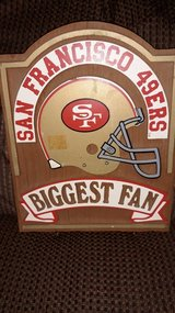 SF 49ER ITEMS in Fort Leonard Wood, Missouri
