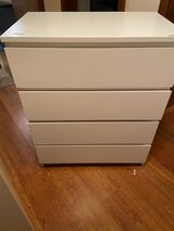 IKEA 4-drawer chest in Ramstein, Germany