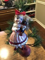 New Glass Clara Nutcracker Ornament in Bolingbrook, Illinois