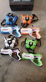 4 person laser tag kit in Converse, Texas