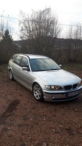 PCS Sale    BMW E46 330D M-Sport I   Inspection Passed on 2JAN2020 in Ramstein, Germany