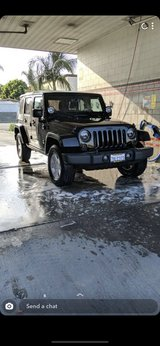 2017 Jeep Wrangler Sport Unlimited in Fort Hood, Texas
